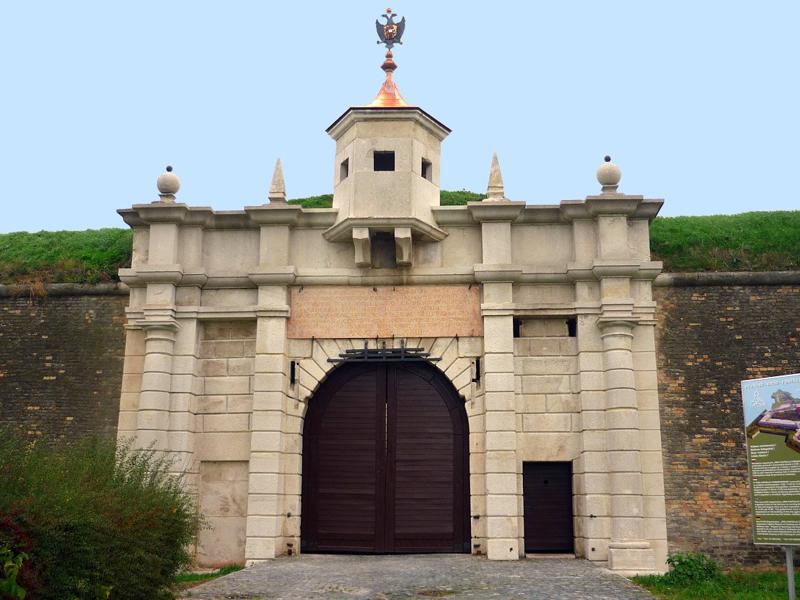 Pevnosť v Komárne - Kam v meste  63a3feb8f20