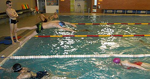 48bce673ce Súkromná škola plávania Delfín Nitra - komp - Kam v meste