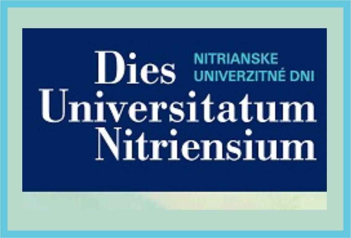 4afac47d3 Nitrianske univerzitné dni 2017 - Kam v meste | moja Nitra