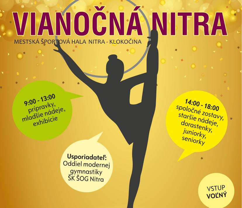 7970b9f4e Vianočná Nitra 2017 - Medzinárodná súťaž v - Kam v meste | moja Nitra