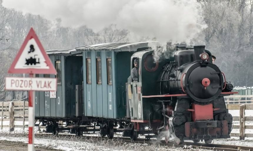 376e2f7dd4c Mikulášsky vlak aj tento rok v Nitre - Kam v meste | moja Nitra
