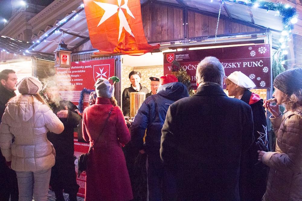 f8dda9b584 Charitatívny Vianočný punč Maltézskeho rádu - Kam v meste