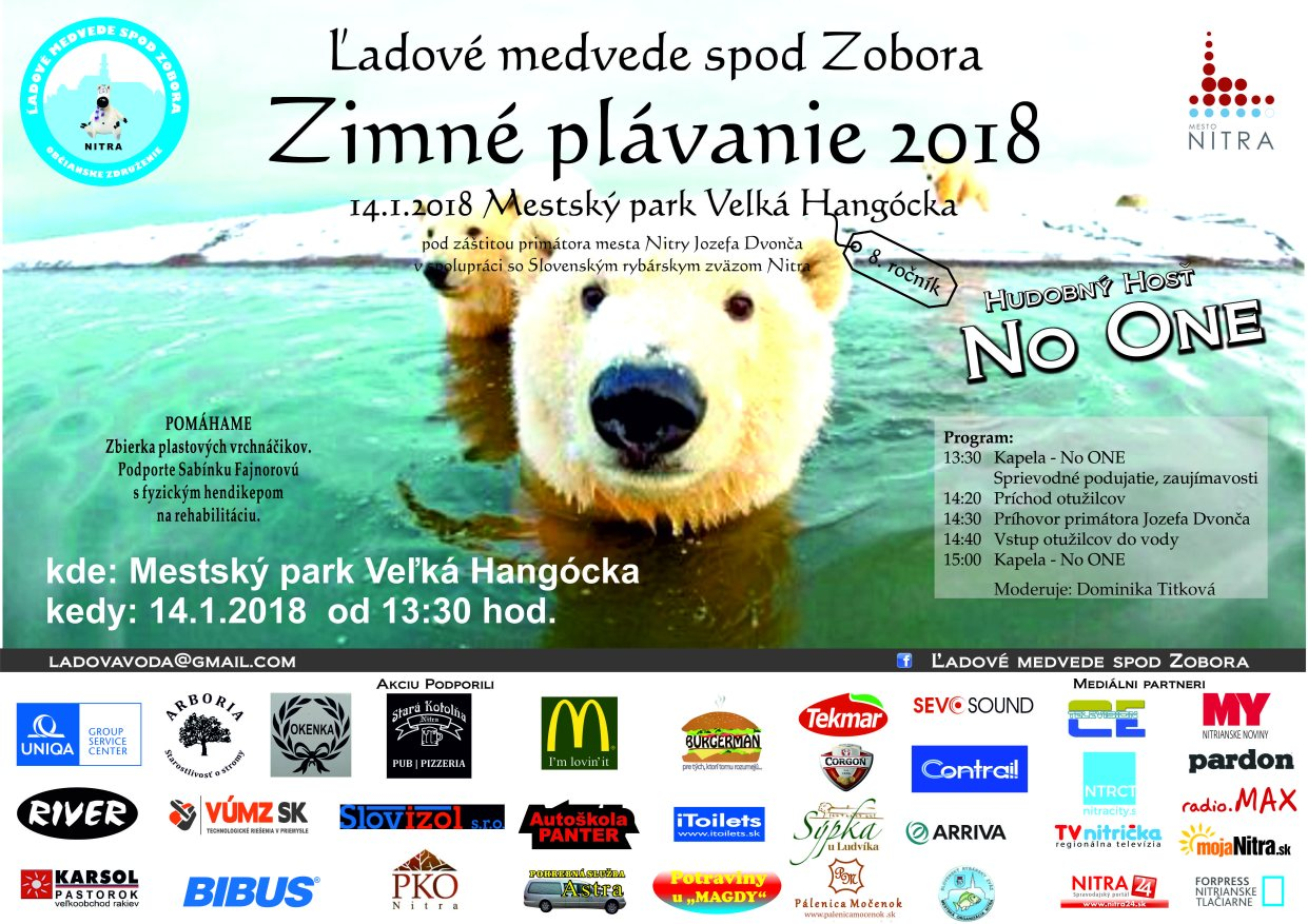 351c9fb356 Ľadové medvede spod Zobora - Kam v meste