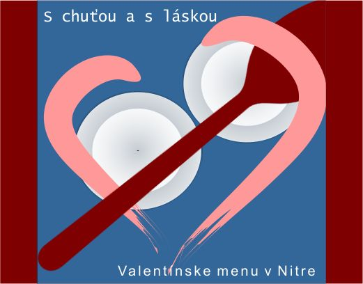 002582965 S chuťou a s láskou. Kam na Valentínske men - Kam v meste | moja Nitra